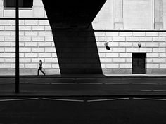 Rupert Vandervell was born and currently is based in London. The series presented, Geometrix, is photographs of streets of London though these phoptographs also depict. Light And Shadow Photography, White Photography, Fine Art Photography, Street Photography, Landscape Photography, Minimal Photography, London Street, London City, Monochrome