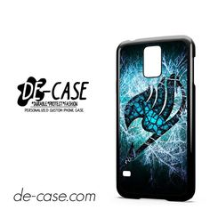 Fairy Tail Logo Lightning DEAL-4029 Samsung Phonecase Cover For Samsung Galaxy S5 / S5 Mini