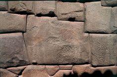 Piedra de los 12 Angulos in Machu Picchu - Cusco Peru