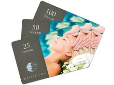 Save 20% when you use CAA MasterCard to purchase any WaySpa gift certificate