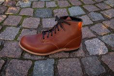 This is the Red Wing Shoe I want: Beckman Brown