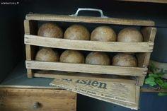 Balles de croquet , jeu et jouet ancien Brocante de charme atelier cosy.fr