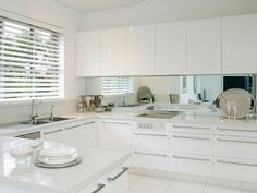 Polytech Glass - Mirratech - Mirror Splashback Sydney