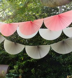 Are you interested in our paper fan bunting garland? With our paper garland wedding decoration you need look no further. Paper Fan Decorations, Wedding Decorations, Paper Fans Wedding, Bunting Garland, Buntings, Indoor Birthday, Christening Decorations, Decoration For Ganpati, Party Eyes