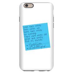 Grey's Anatomy: Post It iPhone 6 Slim Case