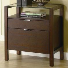 Wooden File Cabinet Office Max