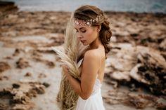 Headpiece Marie 1  Fotos @chrisandruth  Kleid @Victoria Ruesche