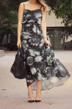 Oh So Glam   Floral & Valentino