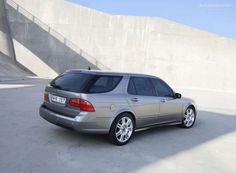 2006 Saab 9-5 SportKombi
