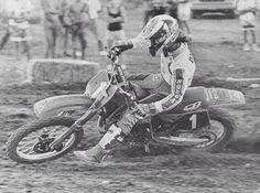 Micky Diamond 87 125 championship season. Team Honda juggernaut.