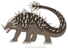 Legendary Anguirus by Pyrus-Leonidas on DeviantArt Fantasy Creatures, Mythical Creatures, Godzilla Vs, Godzilla Figures, Pyrus, Monster Drawing, Alien Vs Predator, Classic Monsters, Body Drawing