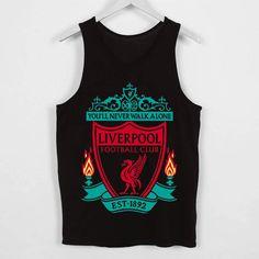 You'll Never Walk Alone Liverpool tank top by billibongtank