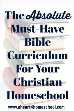 This award-winning Bible curriculum has been an amazing resource to our homeschool and sparked some of deepest conversations!