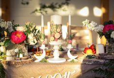 ideas de decoración con velas