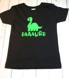Rawr/ Dinosaur/Dinosaurs/Roar / Toddler Girl T shirt/Toddler Boy T shirt/Gender Neutral clothes/Child T shirt/Gift for Girl/Gift for Boy by sunnyvilledesigns on Etsy https://www.etsy.com/listing/540208280/rawr-dinosaurdinosaursroar-toddler-girl