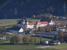 Cistercian Abbey Stams, Tyrol Heart Of Europe, In The Heart, Austria, Most Beautiful, Country, Places, Pictures, Photos, Rural Area