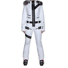 Spyder Eternity Womens One Piece Ski Suit, Black