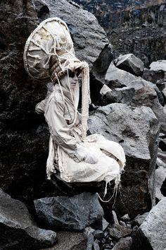 """""""Anadypsie""""  by Soo  En collaboration avec IStudio"""