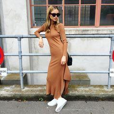 """Niemand verkörpert den dänischen """"effortless chic""""-Stil so sehr auf den Punkt wie sie: die Starbloggerin Pernille Teisbaek! Wir haben die sympathische Dänin zum Mode-Talk getroffen"""