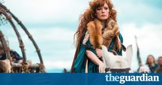 Playwright's TV debut Britannia delves into Celtic myth