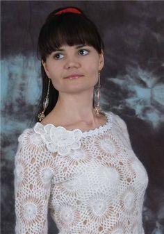 RękoDzielni - Forum u Maranty :: Zobacz temat - Biała bluzeczka Iry Rott