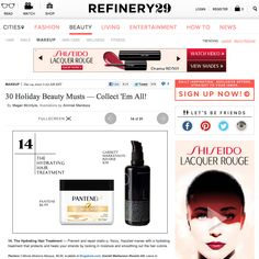 Refinery 29 calls MILK a beauty must have!