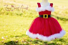 Hey, I found this really awesome Etsy listing at https://www.etsy.com/listing/206854002/santa-tutu-dress-first-birthday-tutu
