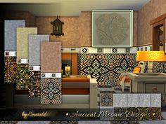 emerald's Ancient Mosaic Designs