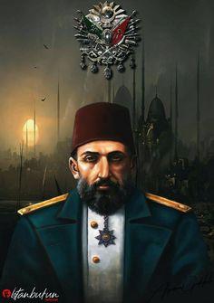 Sultan Abdülhamid Han Wallpa per Turkish Soldiers, Turkish Army, Women In History, European History, Empire Memes, Empire Quotes, Mehmed The Conqueror, Sultan Ottoman, Empire Wallpaper