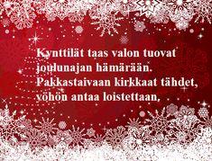 Christmas Quotes, Christmas Greetings, Christmas Crafts, Christmas Decorations, Xmas, Christmas Ideas, Scandinavian Christmas, Diy Cards, Winter Wonderland
