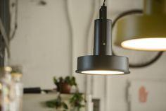 Hanging lamps Arne Domus