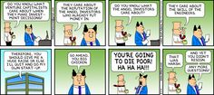 The Dilbert Strip for August 3, 2014