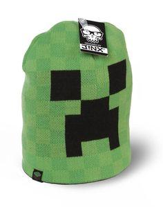 Gorro cara Creeper. Minecraft ¡Fuera el frío de nuestras cabezas!. Lo  conseguirás 944118ef90d