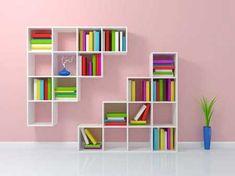 Prateleiras para Livros para Parede, Biblioteca, Quarto