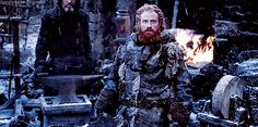 tormund in love and I'm in love back!!! BEST PART EVER!