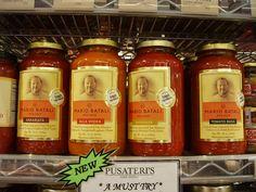 Mario Batali Pasta Sauces by Shelf Life Taste Test, via Flickr