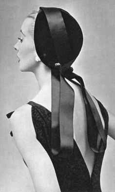 Dior Dress and Hat, 1953