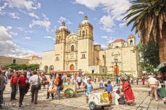 Una tarde en Oaxaca.