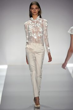 Jill Stuart - Spring Summer 2013 Ready-To-Wear