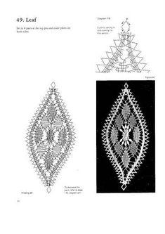 100 New Bbbin Lace Patterns