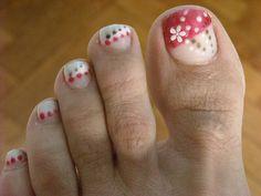 Toe nail designs gallery - pedicure