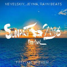А кто еще не слышал наш гимн? Наслаждайтесь отличным летним звучанием SUNART сквозь этот трек, над созданием которого работали: @jeyma & @nevelskiy_music & @raynbeats - Sunart anthem