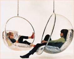 Aarnio's Bubble Chair