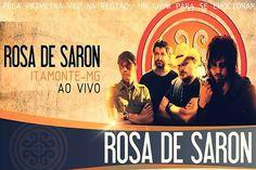 Show Rosa de Saron em Itamonte