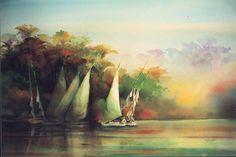 "egyptian artist ""Galal El Husseiny"""