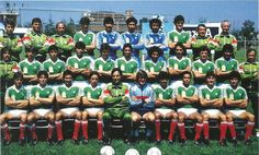 Seleccion Mexico 1986