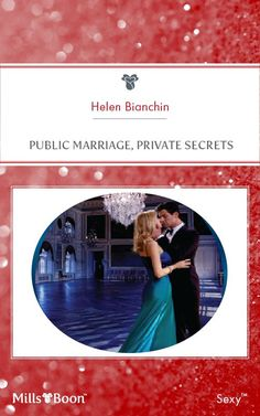 Mills & Boon : Public Marriage, Private Secrets - Kindle edition by Helen Bianchin. Literature & Fiction Kindle eBooks @ Amazon.com.