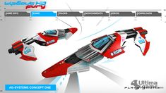 Wipeout HD Fury - AG Systems (Japan)