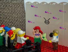 #Lego #Disney #Minifigures - Fotostrecke, Checkliste - wie man die Figuren ertasten kann. #photo #series #checklist #arielle