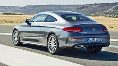 ► 2016 Mercedes C 300 COUPE AMG Line